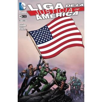 Liga de la Justicia de América 1. Nuevo Universo DC