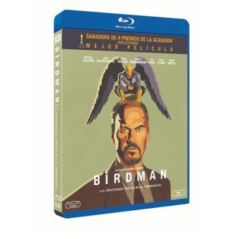 Birdman o - La inesperada virtud de la ignorancia - Blu-Ray