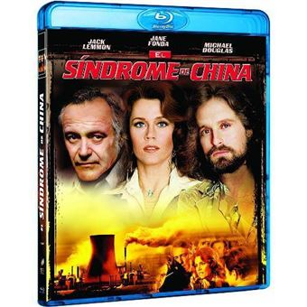 El síndrome de China - Blu-Ray