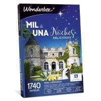 Caja regalo Wonderbox Mil y una noches deliciosas