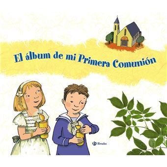 El álbum de mi Primera Comunión
