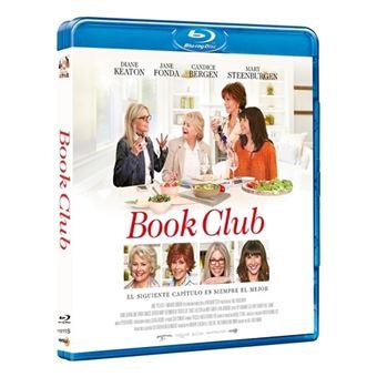 Book Club - Blu-Ray