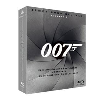 Pack James Bond - Volumen 3 - Blu-Ray