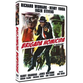 Brigada homicida - DVD
