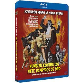 Kung Fu contra los 7 Vampiros de Oro - Blu-Ray