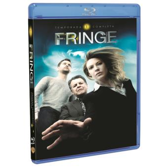 Fringe - Temporada 1 - Blu-Ray