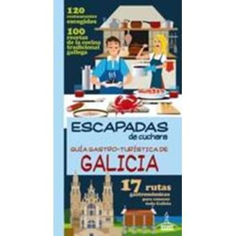 Guía Gastroturística de Galicia