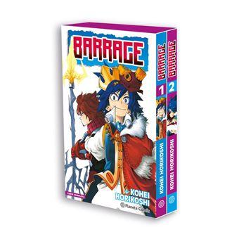 Barrage Ed. Especial 1 + 2