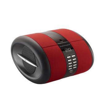 Despertador bluetooth Naf Naf Sense rojo