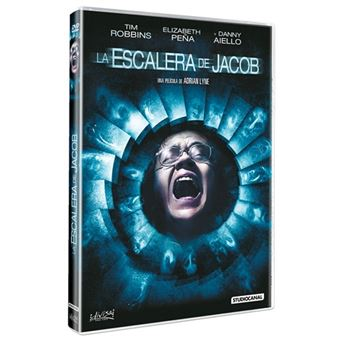 La escalera de Jacob - DVD