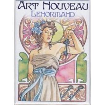 Cartas Art Nouveau Lenormand