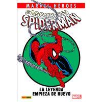 Marvel Héroes - El asombroso Spiderman - La leyenda empieza de nuevo