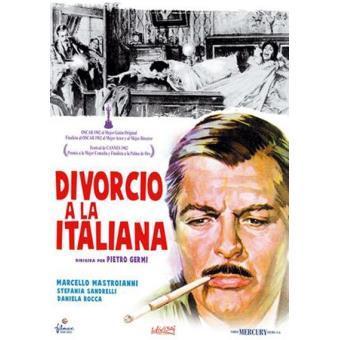 Divorcio a la italiana - DVD