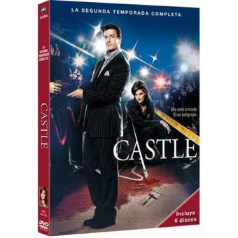 CastleCastle - Temporada 2 - DVD