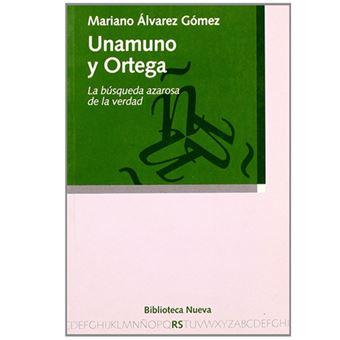 Unamuno y Ortega