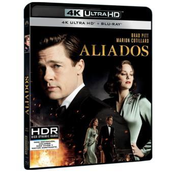 Aliados - UHD + Blu-Ray