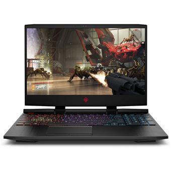 Portátil Gaming HP OMEN 15-dc0026ns 15,6'' Negro