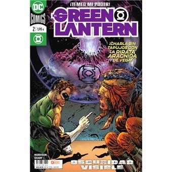 Green Lantern núm. 84
