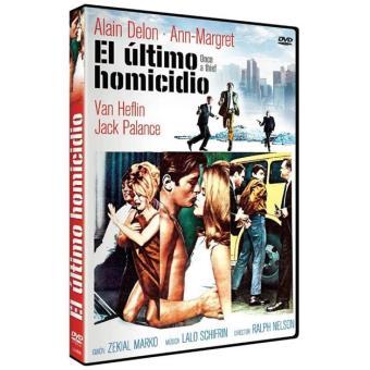 El último homicidio - DVD