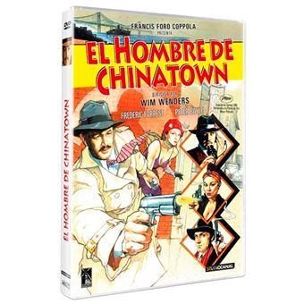 El hombre de Chinatown - DVD