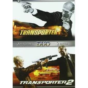 Pack Transporter + Transporter 2 - DVD