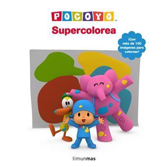 Pocoyó - Supercolorea