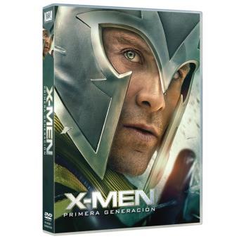 X-Men Primera Generación - DVD