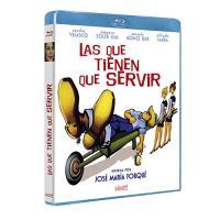 Las que tienen que servir - Blu-Ray