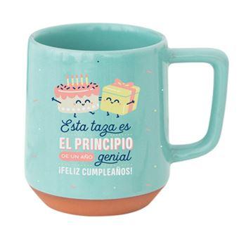 Mr Wonderful Taza Esta taza es el principio de un año genial. ¡Feliz cumpleaños!