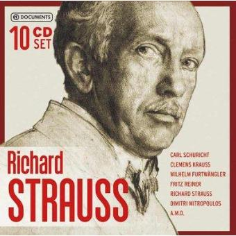 Richard Strauss (10 Cd Set)