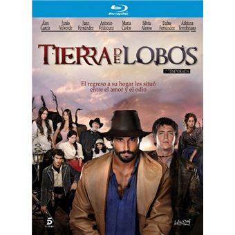 Tierra de lobos  Temporada 1 - Blu-Ray