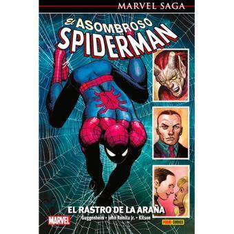 Marvel Saga. El Asombroso Spiderman 20: El rastro de la araña