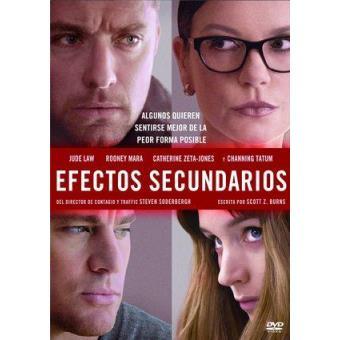 Efectos secundarios - DVD