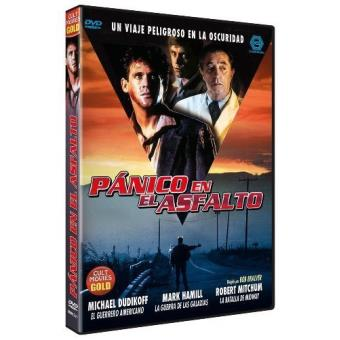 Pánico en el asfalto (Midnight Ride) - DVD
