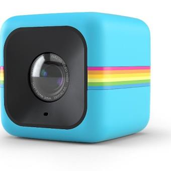 4d0516c53bf89 Videocámara Sport Polaroid Cube + Azul Kit - Videocámara Sport ...
