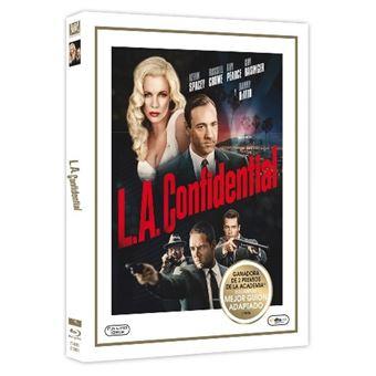 L. A. Confidential - Colección Oscars - Blu-Ray