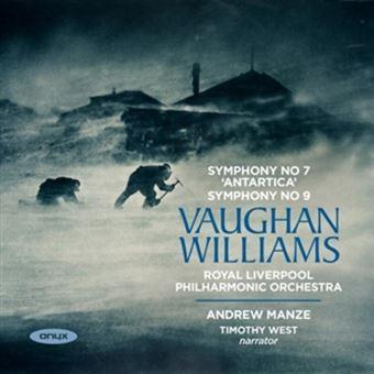 Symphony No.7 'antarctica
