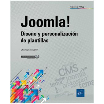Joomla! - Diseño y personalización de plantillas