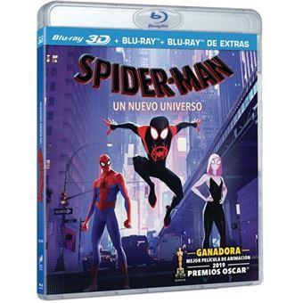 Spiderman. Un nuevo universo - 3D + Blu-Ray