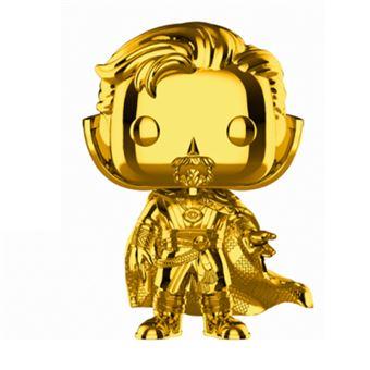 Figura Funko Marvel - Doctor Extraño Dorado