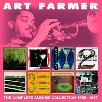 The Complete Albums Collection 1955-1957 - 4 CD