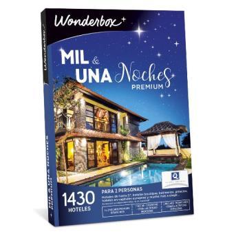 Caja regalo Wonderbox Mil y Una Noches Premium