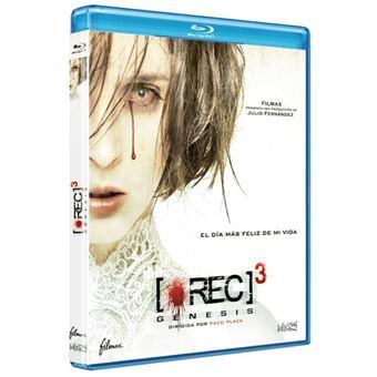 [Rec] 3 Génesis - Blu-Ray