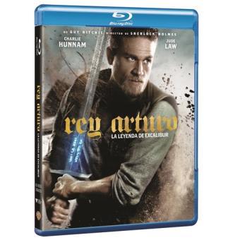 Rey Arturo: La leyenda de Excalibur - Blu-Ray