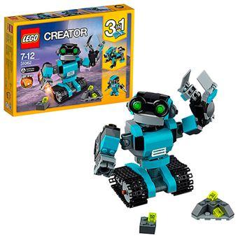 LEGO Creator 3 en 1 Robot explorador
