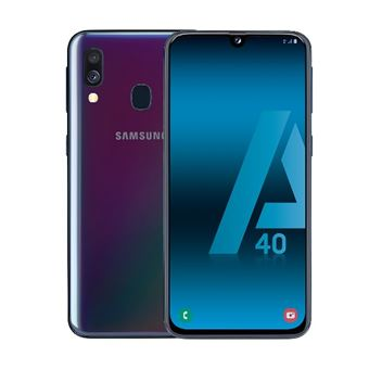 Samsung Galaxy A40 5,9'' 64GB Negro