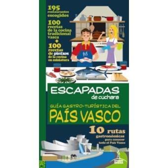 Guía gastroturística de País Vasco