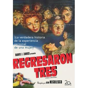Regresaron tres - DVD