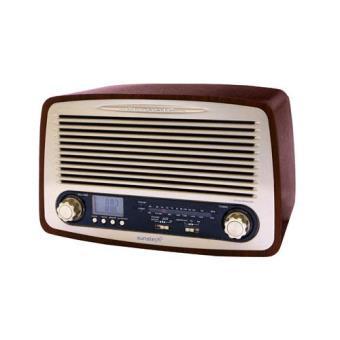 Radio Sunstech RPR4000 Retro USB