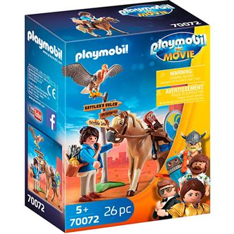 Playmobil The Movie - Marla con caballo
